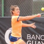 Fernanda Brito cayó en semifinales de dobles del ITF de Santa Margherita Di Pula