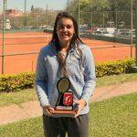 Fernanda Brito se corona campeona del ITF 15K de Lambare