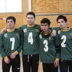 Finalizó la primera rueda de la Liga Chilena de Goalball