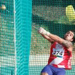 Este viernes comenzó la participación chilena en el Iberoamericano de Atletismo