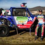 Ignacio Casale está listo para su debut en la categoría UTV del Rally de Atacama