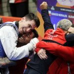 Ignacio Morales y Sebastián Navea participarán en el XI Costa Rica Taekwondo Open
