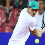 Nicolás Jarry cayó ante Taro Daniel en los cuartos de final del ATP 250 de Winston-Salem