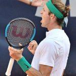 Nicolás Jarry avanza a los cuartos de final de dobles del ATP 250 de Amberes