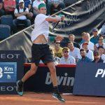 Nicolás Jarry debutará ante el francés Benoit Paire en el ATP 500 de Tokio