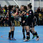 Palestino goleó a Boston College en el primer partido de la final del futsal femenino