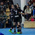 Palestino y Boston College jugarán la final del Nacional Femenino de Futsal 2018
