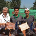 Piero Fernández se tituló campeón de dobles del Internationale Deutsche Tennismeisterschaften