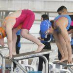 Talentos de todo Chile brillaron en el nacional de Para-Natación