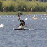 Robinson Méndez gana medalla de plata en el Mundial de Paracanotaje