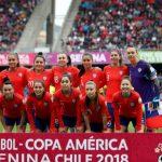La Roja Femenina tiene nómina para sus partidos amistosos ante Estados Unidos