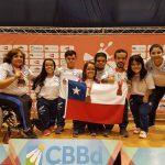 Chile obtuvo cinco medallas de bronce en el Open Internacional Brasileño de Para-Bádminton