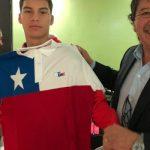 """Robinson Villarroel, Presidente de Fechibox: """"Dejaré un legado de boxeadores"""""""