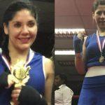 Vicky Quevedo y Bárbara Jiménez se titulan bicampeonas nacionales de boxeo femenino