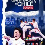 Polideportivo del Estadio Nacional recibe este fin de semana la Liga Mundial de Karate Serie A