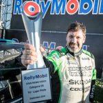 Alejandro Cancio ganó el Gran Premio de Curicó del RallyMobil