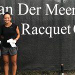 Bárbara Gatica se quedó con el título de dobles del ITF de Hilton Head Island