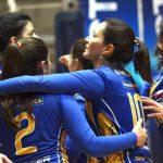 Se definieron los equipos semifinalistas de la Liga A1 Femenina de Volleyball