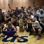CEB Puerto Montt se tituló campeón de la Primera División de Liga Saesa