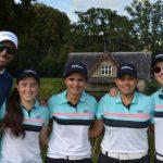 Equipo femenino nacional cerró de gran manera su participación en el World Amateur Golf Team Championship