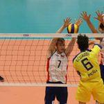 Chile obtuvo el quinto lugar en el Sudamericano Sub 19 de Volleyball Masculino