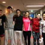 Selección Chilena de Karate disputará el torneo Premier League de Alemania