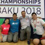 Francisco Solis cayó en la segunda ronda del Mundial de Judo