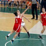 Chile derrotó a Perú y se quedó con el séptimo lugar del Sudamericano de Básquetbol Femenino