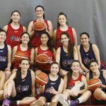 Selección Sub 15 de Básquetbol Femenino realiza una gira en USA con miras al Sudamericano de Aysén