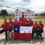 Martina Weil y Humberto Mansilla ganan los primeros oros para Chile en el Sudamericano Sub 23 de Atletismo