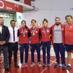 Katina Proestakis y Vicente Otayza suman oros para Chile en el Sudamericano Pre Cadete, Cadete y Juvenil de Esgrima