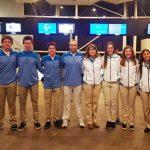 Equipo chileno viajó a Lima para disputar el Sudamericano Pre Juvenil de Golf