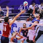 Chile se quedó con el octavo lugar de la Copa Panamericana de Volleyball Masculino