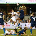 La Roja Femenina cae ante USA en nuevo partido amistoso