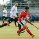 Chile derrotó a Perú en la primera jornada del Hockey Series Open Varones