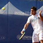 Christian Garin avanza a cuartos de final del Challenger de Génova