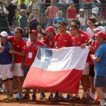 Chile jugará como visita ante Austria en el repechaje de la Copa Davis 2019