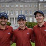 Agustín Errázuriz es el mejor chileno tras el primer día del World Amateur Golf Team Championship