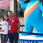 Francisca Crovetto logró el lugar 15 en el Campeonato del Mundo de Tiro de Changwon
