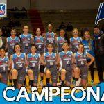 Gimnástico de Viña del Mar se quedó con el título de la Liga Nacional de Básquetbol Femenino 2018