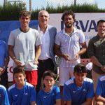 Gonzalo Lama se quedó con el vicecampeonato del Futuro 29 de España
