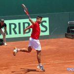 Hans Podlipnik avanza a semifinales de dobles del Challenger de Sevilla