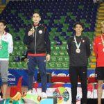 Ignacio Morales gana medalla de oro en el Open Taekwondo de Costa Rica