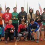 Con tres títulos locales finalizó la edición 23 del Internacional Junior UC