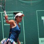 Ivania Martinich cayó en la segunda ronda de la qualy del W15 Antalya