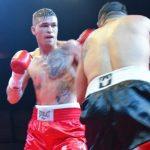 Joseph Cherkashyn debutó con un triunfo en el boxeo profesional