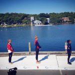 Karen Roco gana medalla de oro en el Panamericano de Canotaje