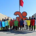 Este lunes se realizó el lanzamiento oficial del Maratón Santiago 2019