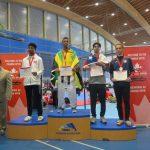 Luciano González obtuvo medalla de bronce en el Open Canadá de Taekwondo