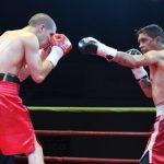 Luis Cerda derrotó en trabado combate a Erwin Adriazola